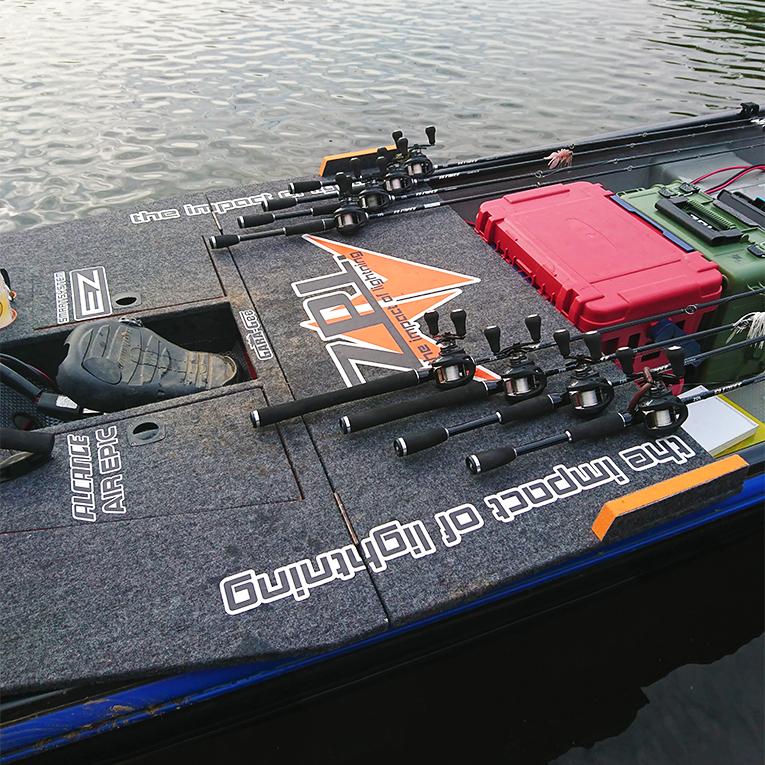 三島湖 撮影 ボート