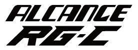アルカンセ RG-C ロゴ